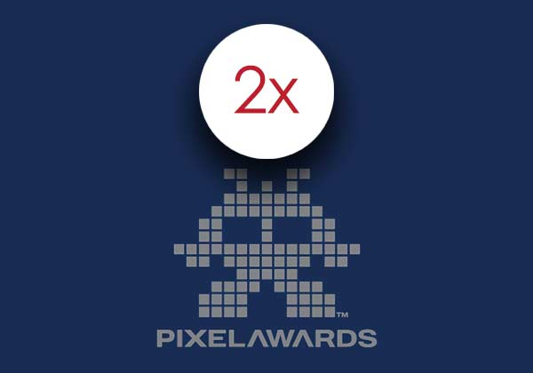 2 Pixel Awards