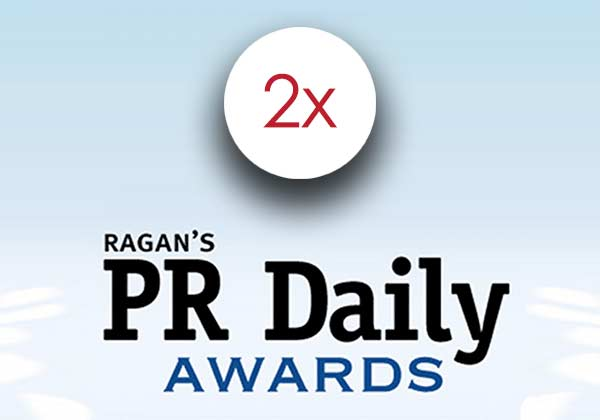 2 PR Daily Awards